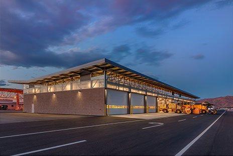 Reno Tahoe Intl Airport