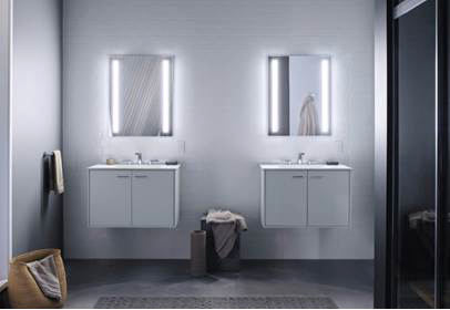 Showroom Product Spotlight: Kohler Verdera Mirror
